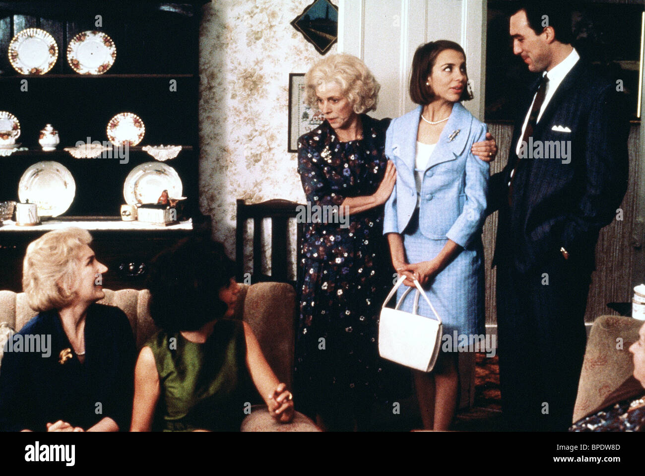 BILLIE WHITELAW, KATE HARDIE, MARTIN KEMP, THE KRAYS, 1990 - Stock Image