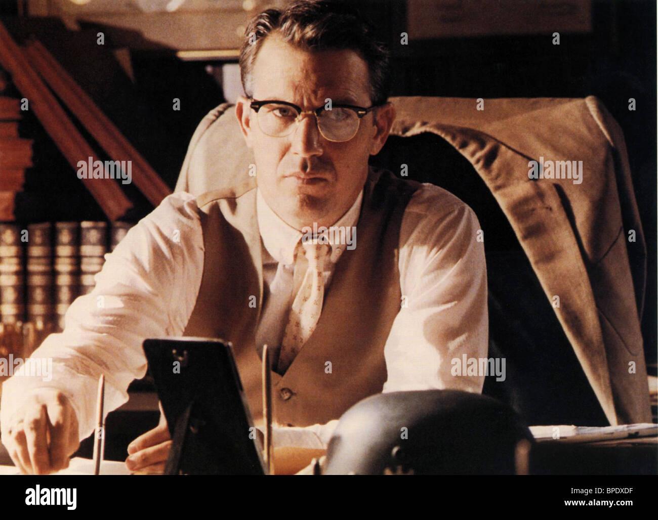 KEVIN COSTNER J.F.K.: JFK (1991) - Stock Image