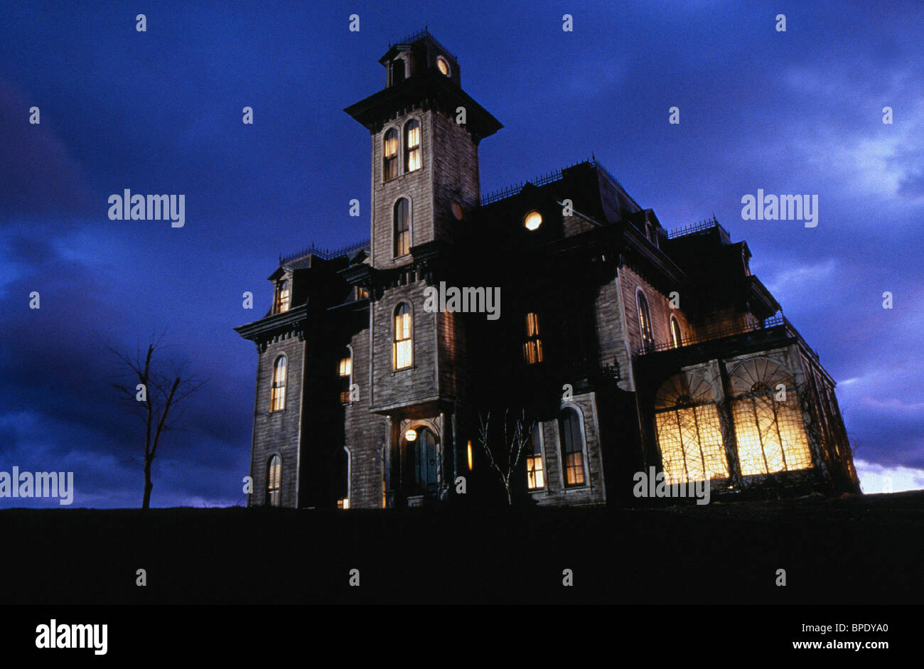 Addams Family Model House By Johnstewartart