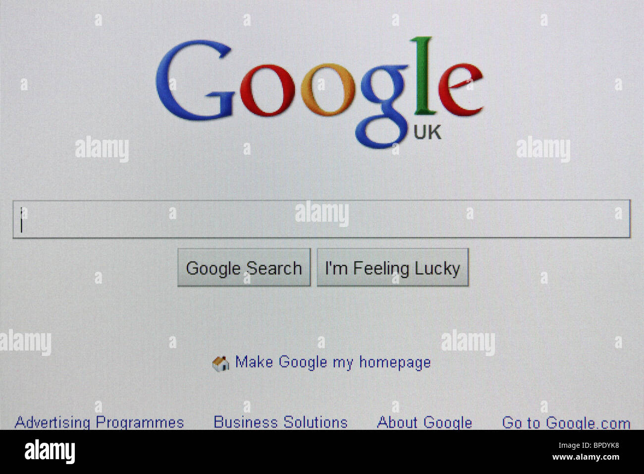 Google Search Engine Stock Photos & Google Search Engine Stock