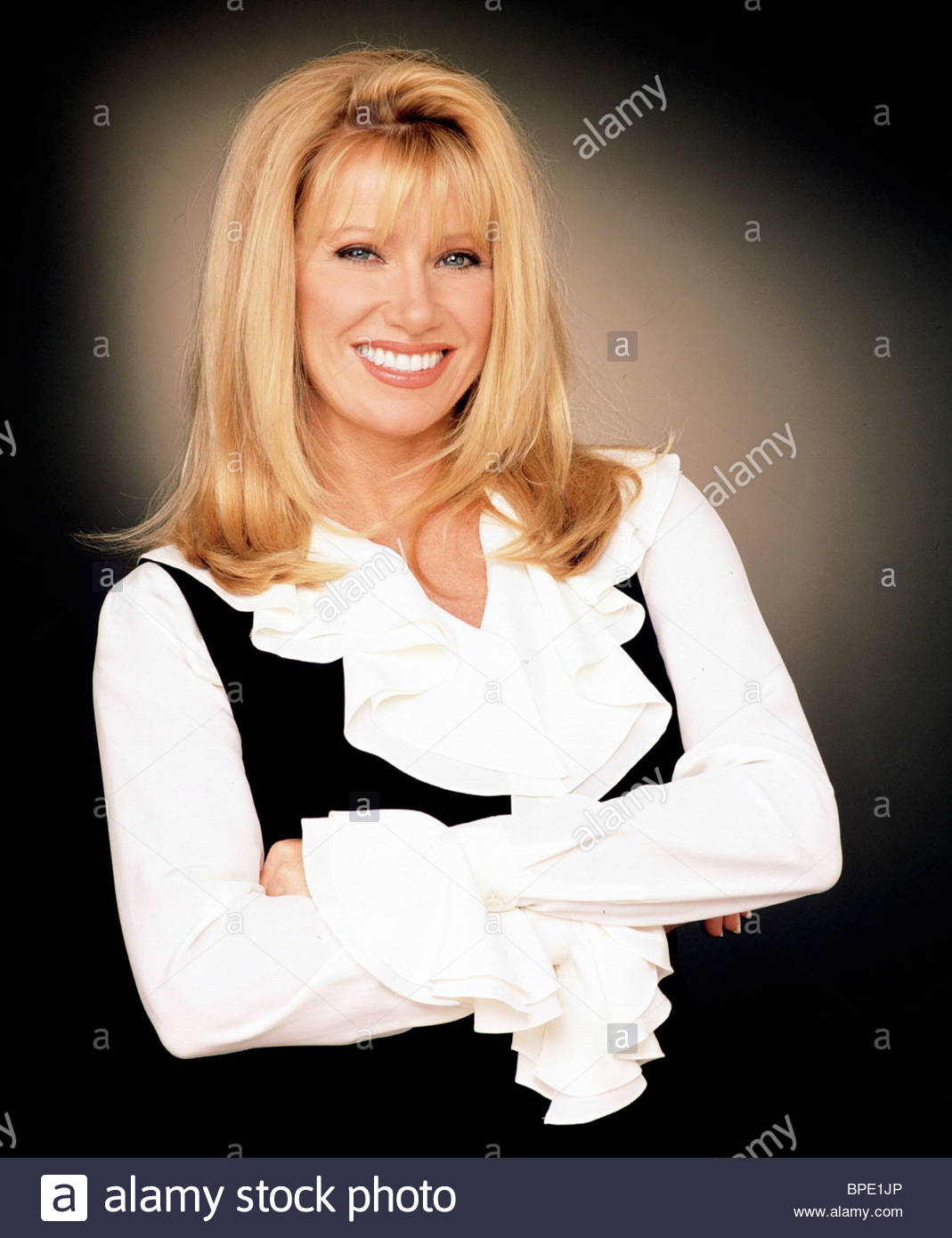 SUZANNE SOMERS STEP BY STEP (1991 Stock Photo: 31041438