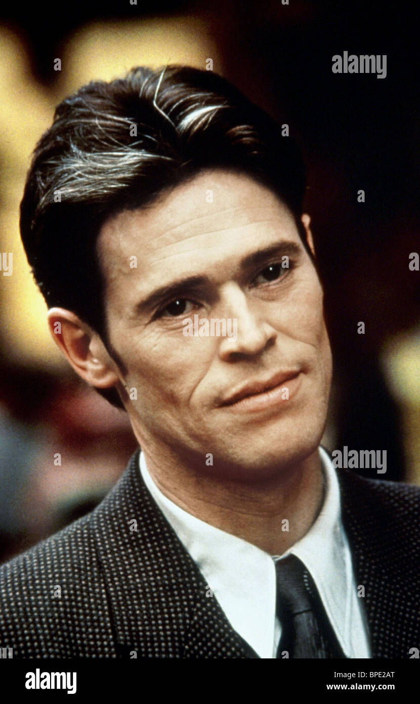WILLEM DAFOE LIGHT SLEEPER (1992) - Stock Image