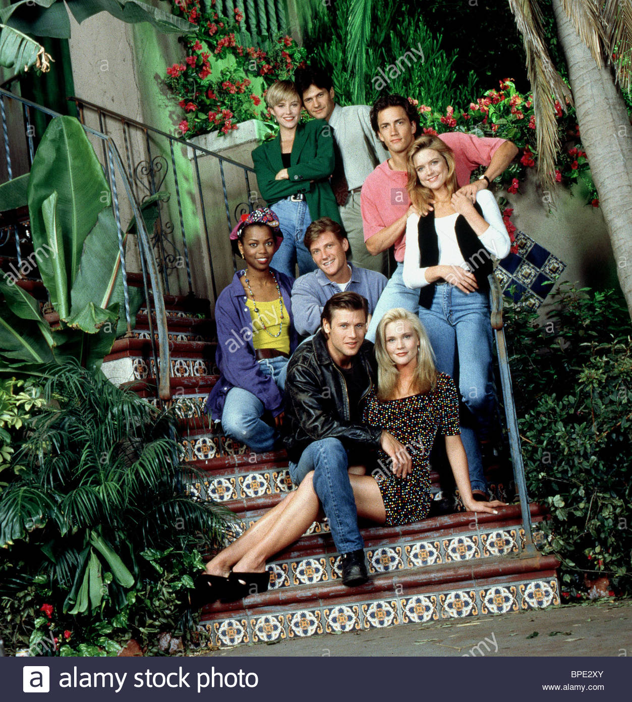 Amy Locane Melrose Place Pictures josie bissett, thomas calabro, andrew shue, courtney thorne