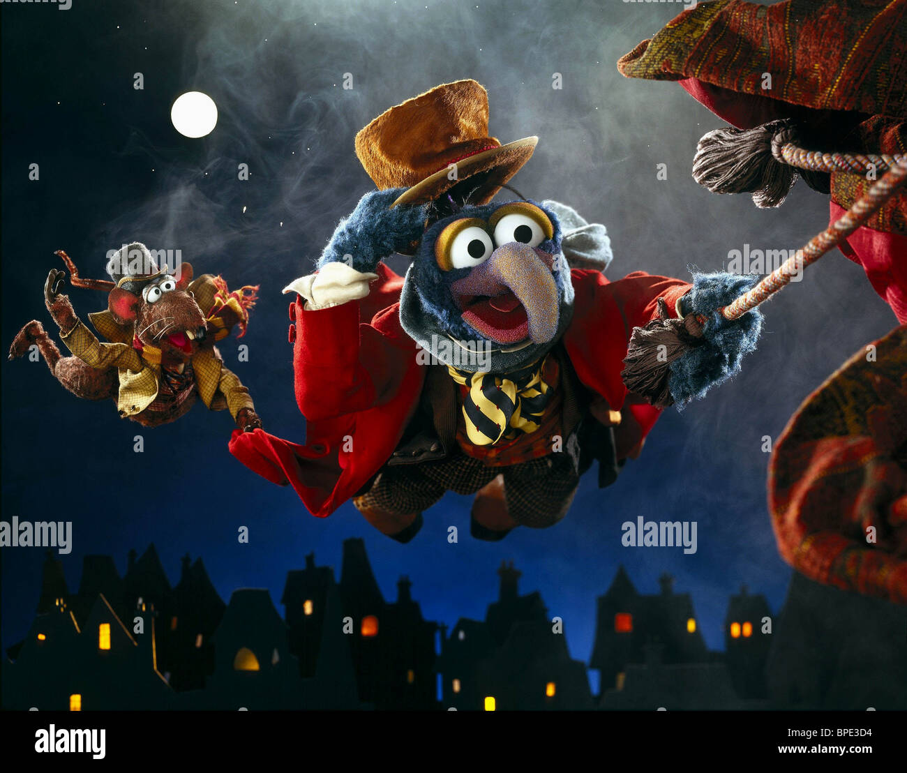 The Muppet Christmas Carol: Gonzo Muppet Stock Photos & Gonzo Muppet Stock Images
