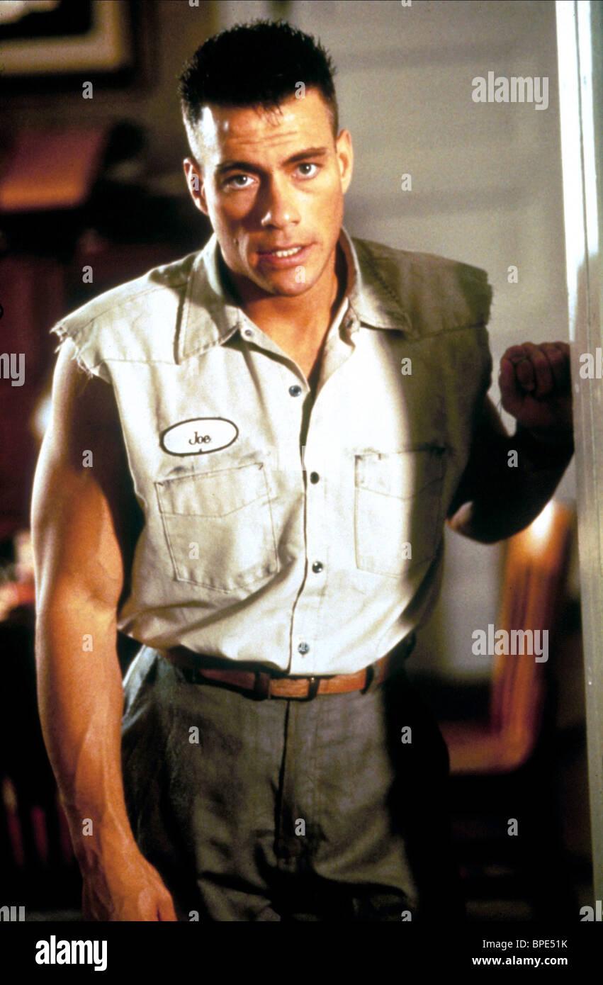 jeanclaude van damme universal soldier 1992 stock photo
