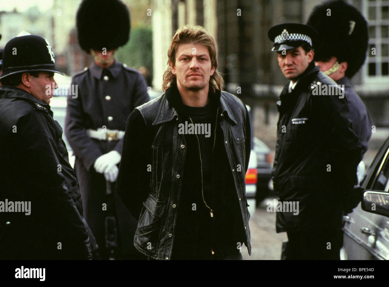 Sean Bean Patriot Games 1992 Stock Photo Alamy