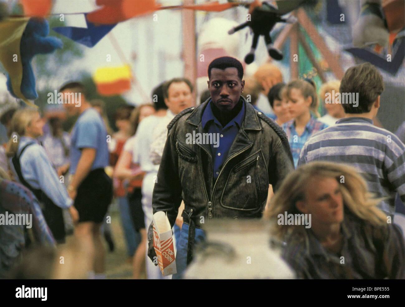 WESLEY SNIPES PASSENGER 57 (1992) - Stock Image