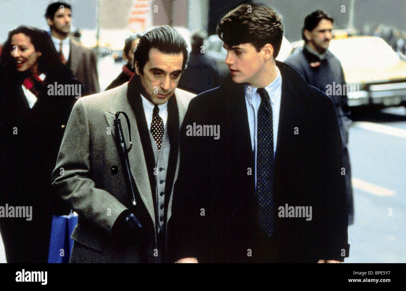 Scent Woman 1992 Chris Odonnell High Resolution Stock Photography And Images Alamy