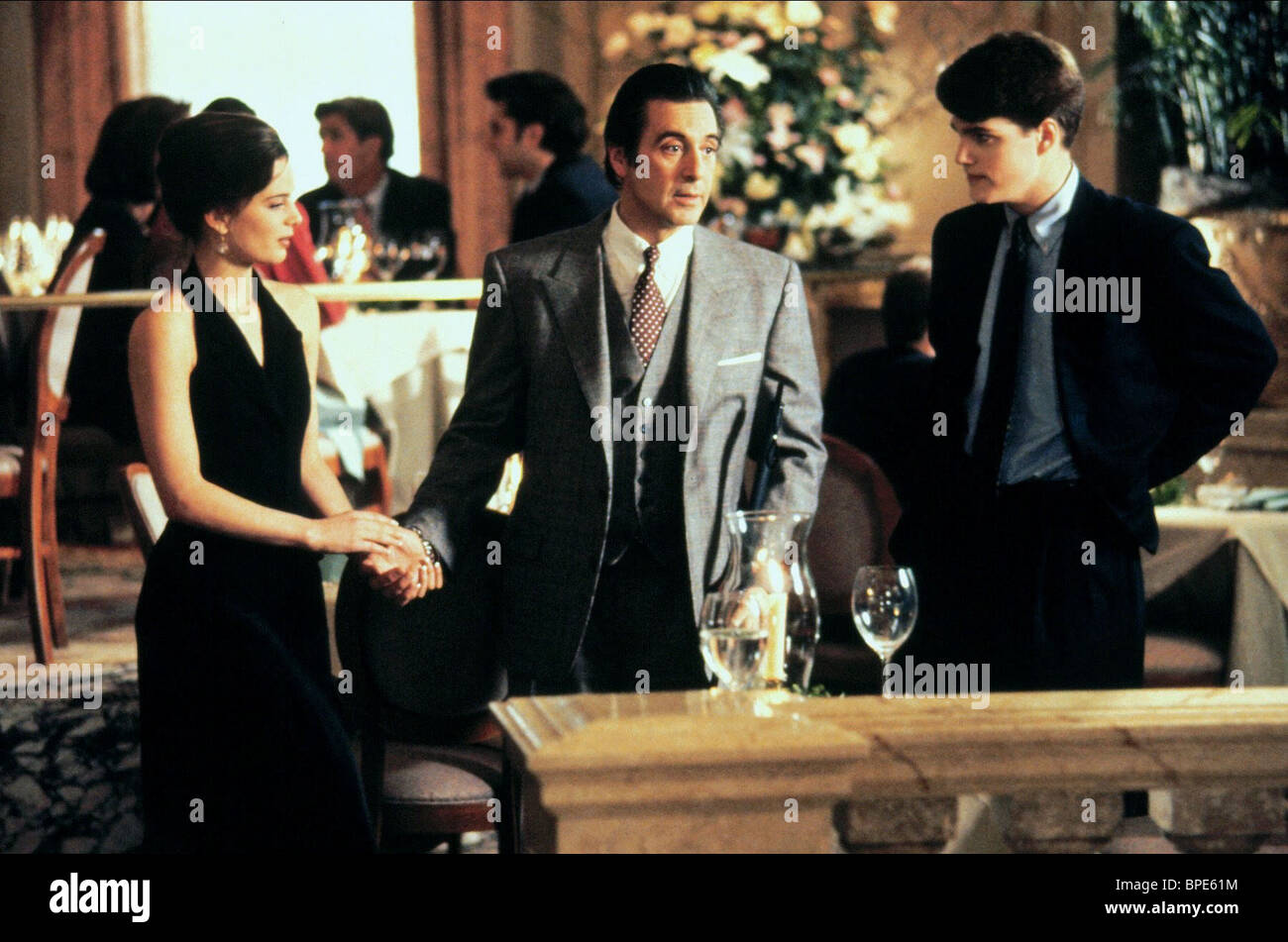 Gabrielle Anwar Al Pacino Chris O Donnell Scent Of A Woman 1992 Stock Photo Alamy