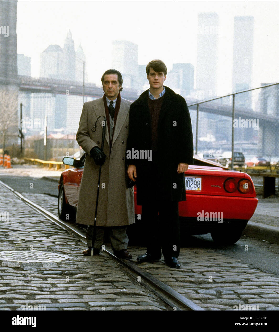 Scent Of A Woman 1992 Martin Brest: Scent Of A Woman Movie Stock Photos & Scent Of A Woman