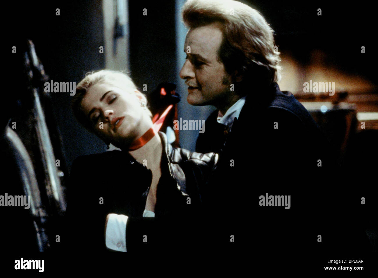 KRISTY SWANSON, RUTGER HAUER, BUFFY THE VAMPIRE SLAYER, 1992 - Stock Image