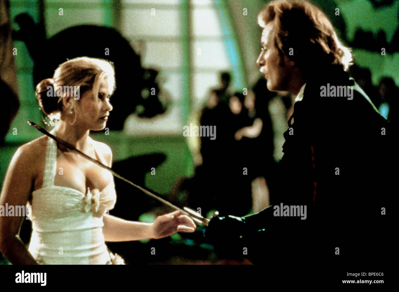 KRISTY SWANSON RUTGER HAUER BUFFY THE VAMPIRE SLAYER (1992) - Stock Image
