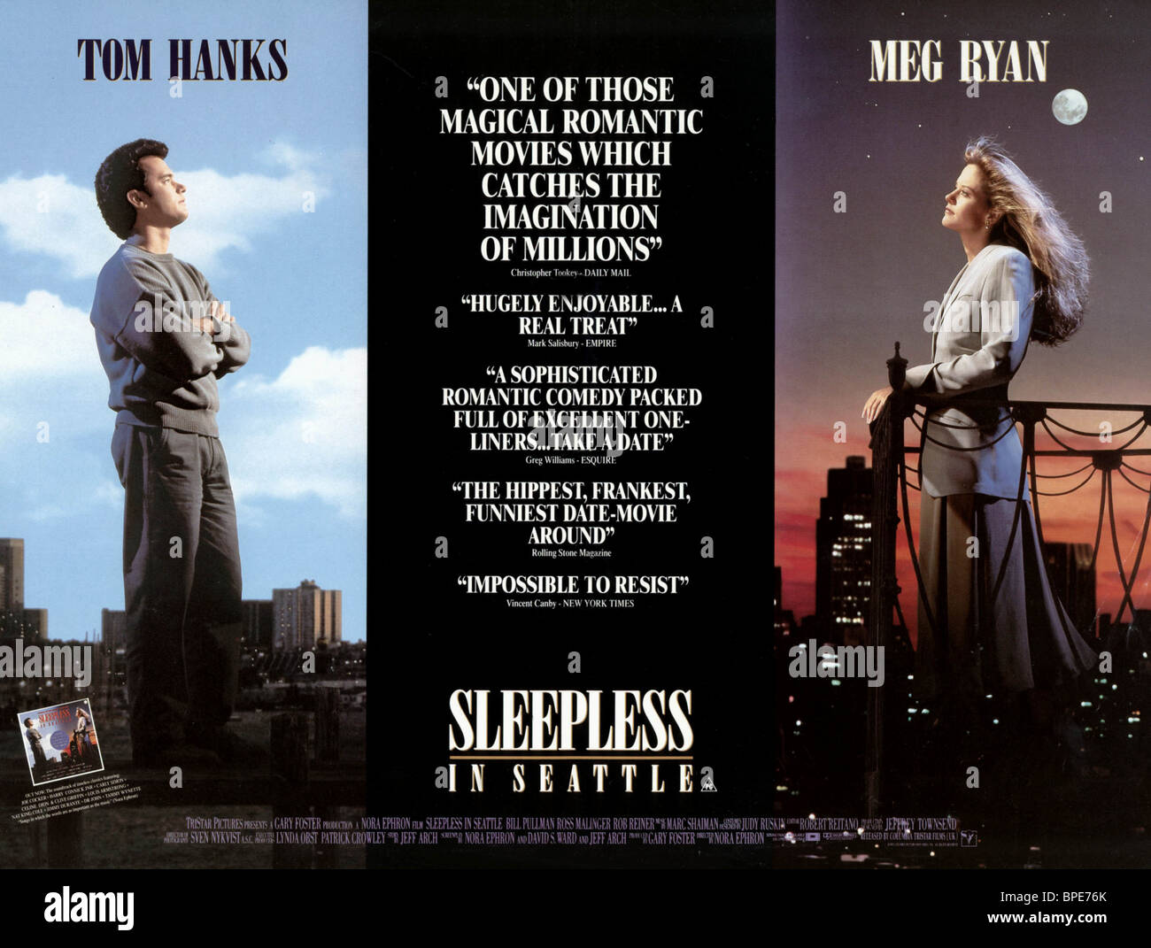 Sleepless In Seattle 1993 Poster Meg Ryan High Resolution Stock Photography And Images Alamy