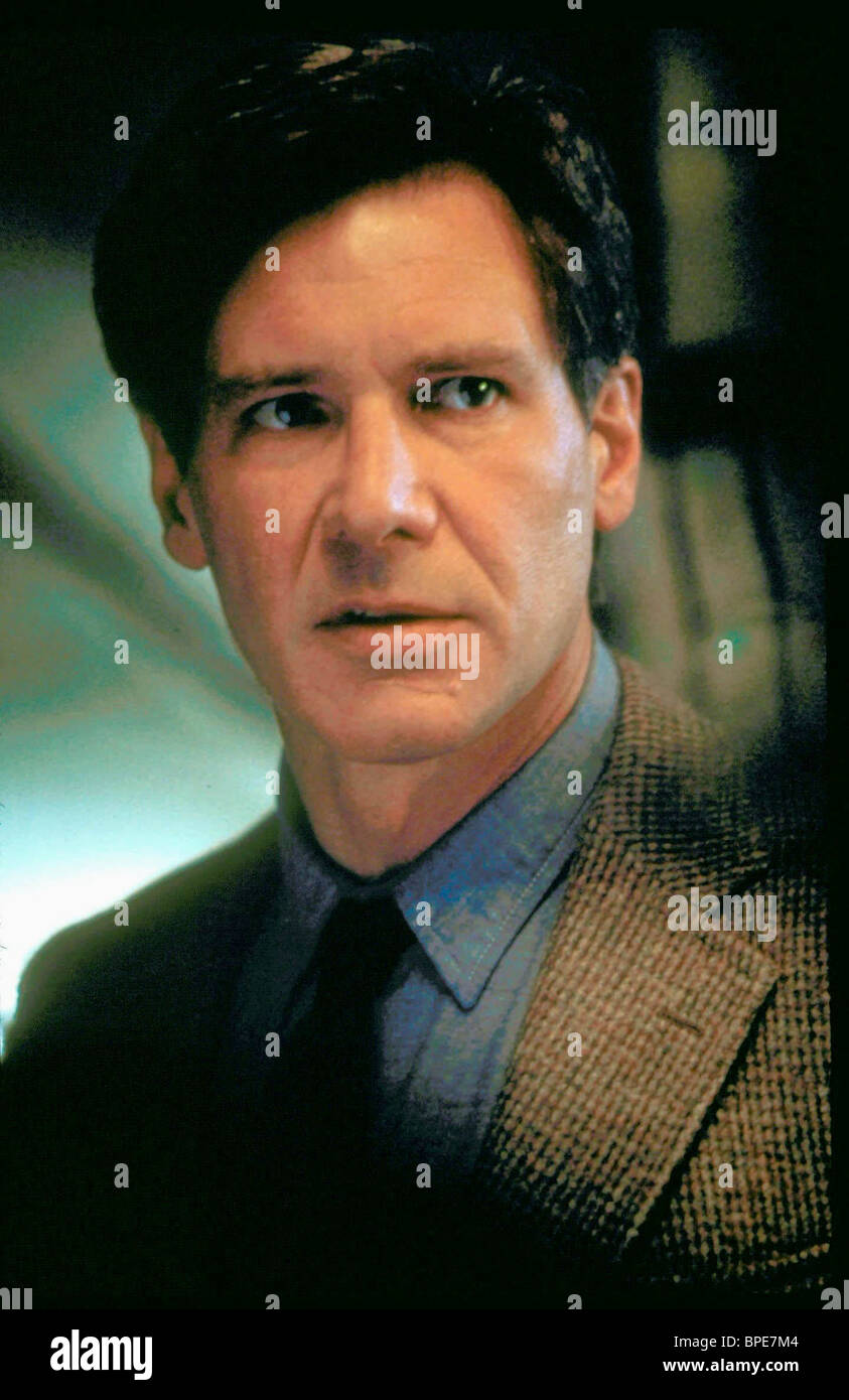 Harrison Ford The Fugitive 1993 Stock Photo Alamy