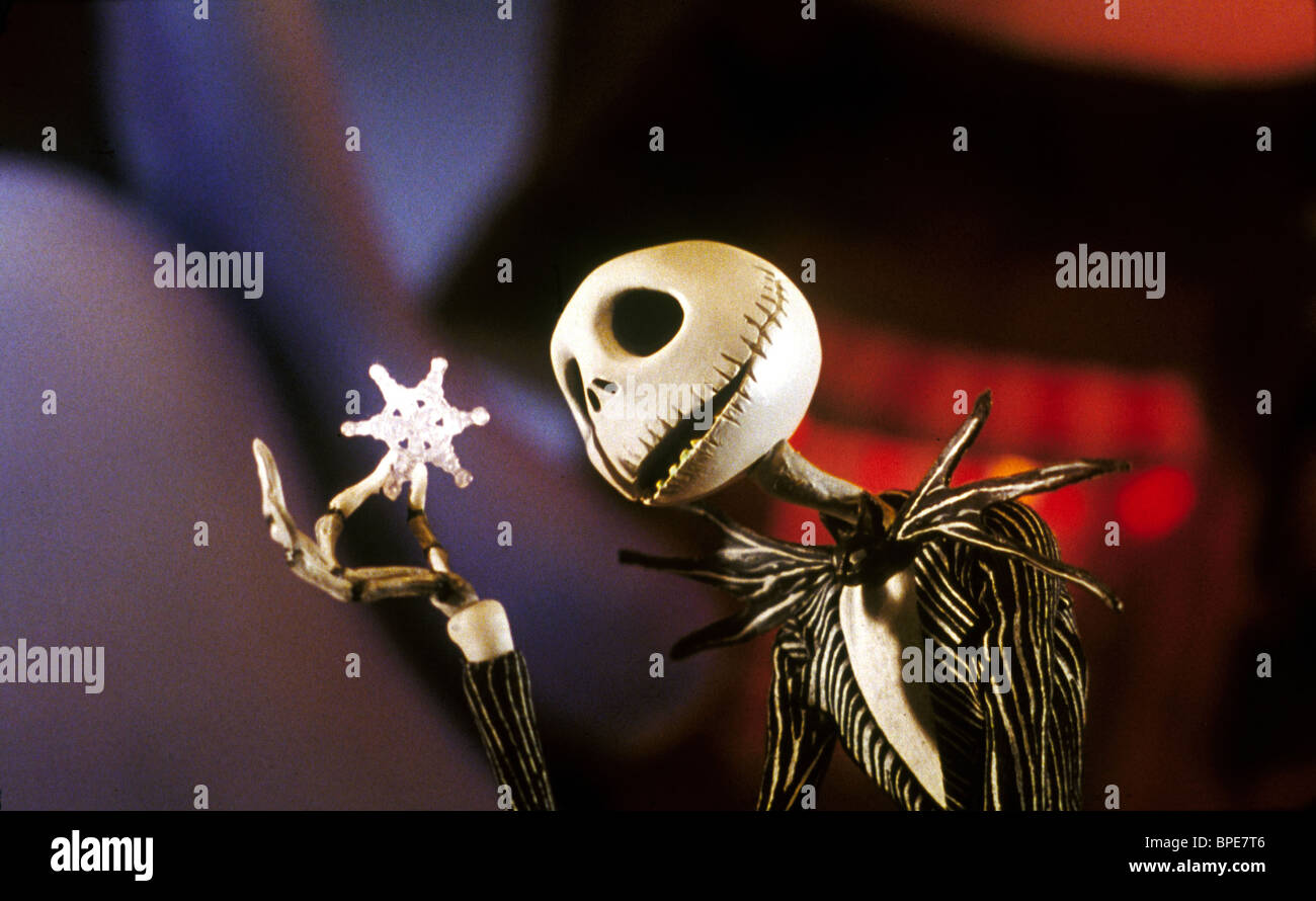 The Nightmare Before Christmas Comic Con 2021 Offsite Event Jack Skellington The Nightmare Before Christmas 1993 Stock Photo Alamy