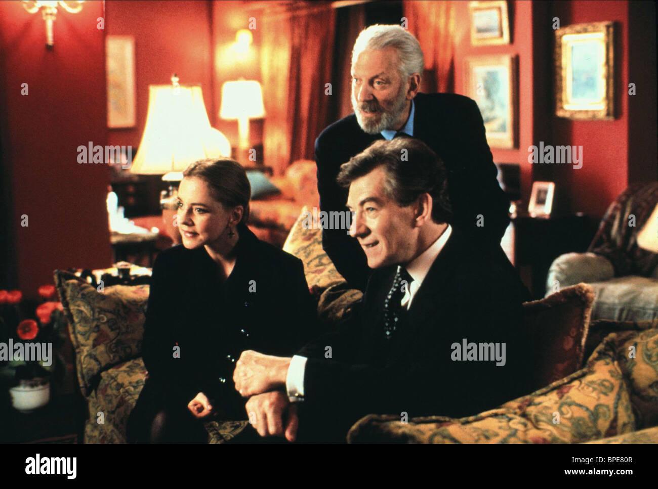 STOCKARD CHANNING DONALD SUTHERLAND IAN MCKELLEN SIX DEGREES OF SEPARATION 1993