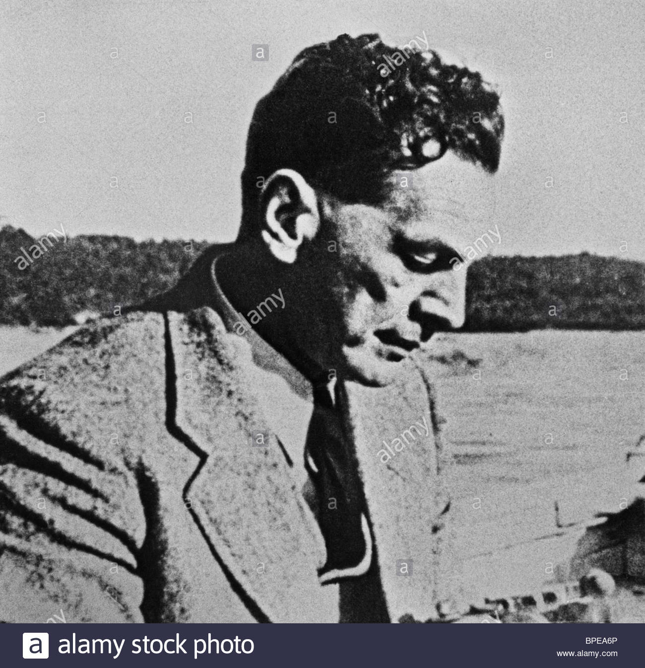 Soviet spy Richard Sorge, 1940 - Stock Image