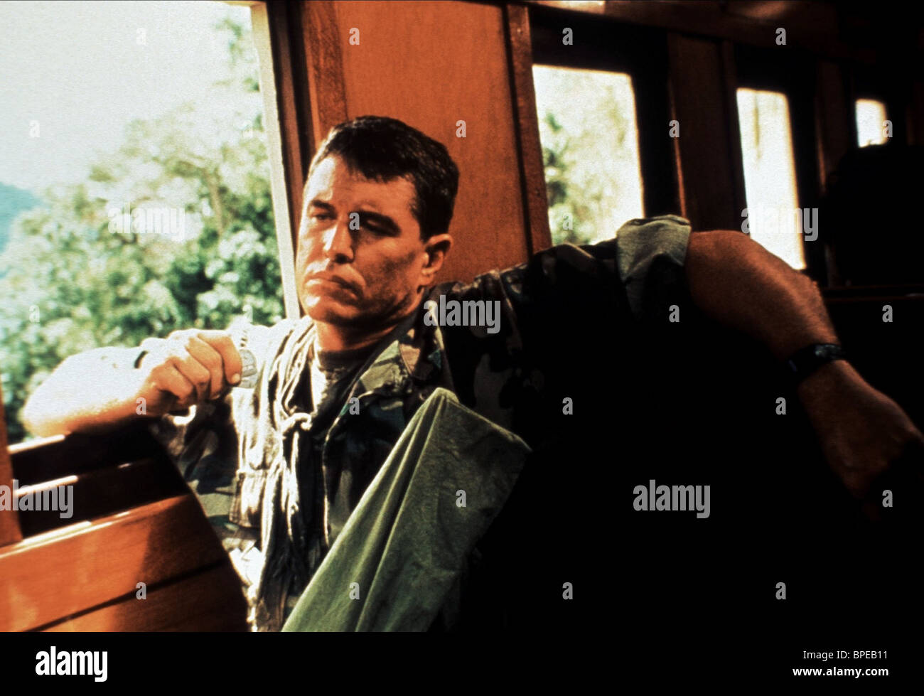 TOM BERENGER SNIPER (1993) - Stock Image