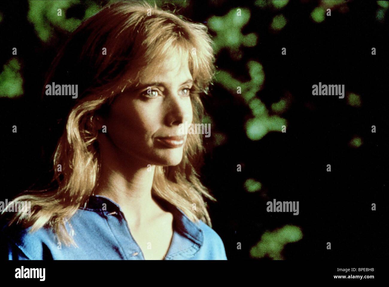 ROSANNA ARQUETTE NOWHERE TO RUN (1993) - Stock Image