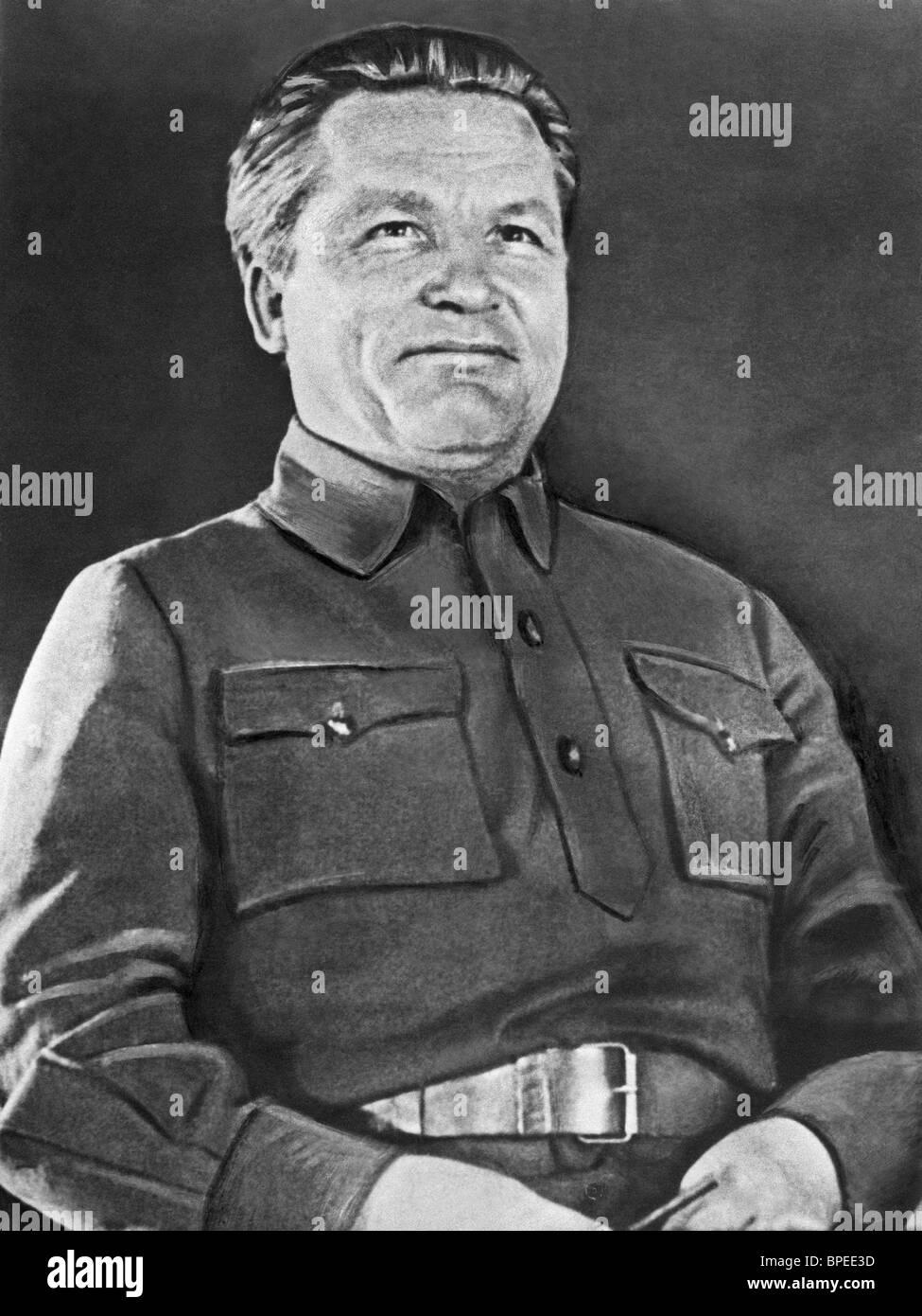 Soviet political leader Sergei Kirov, 1934 - Stock Image