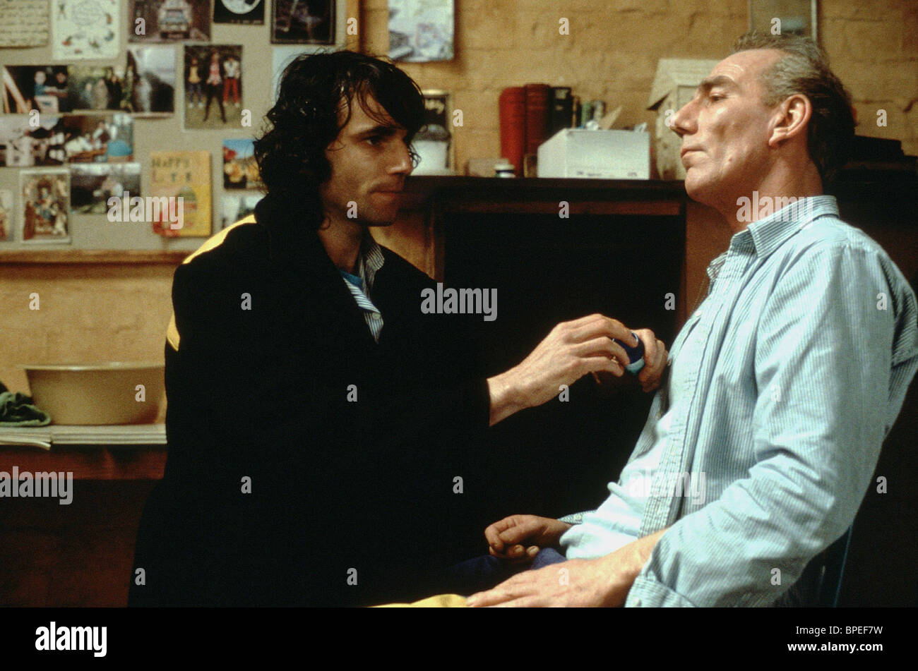 Pete Postlethwaite Stock Photos & Pete Postlethwaite Stock