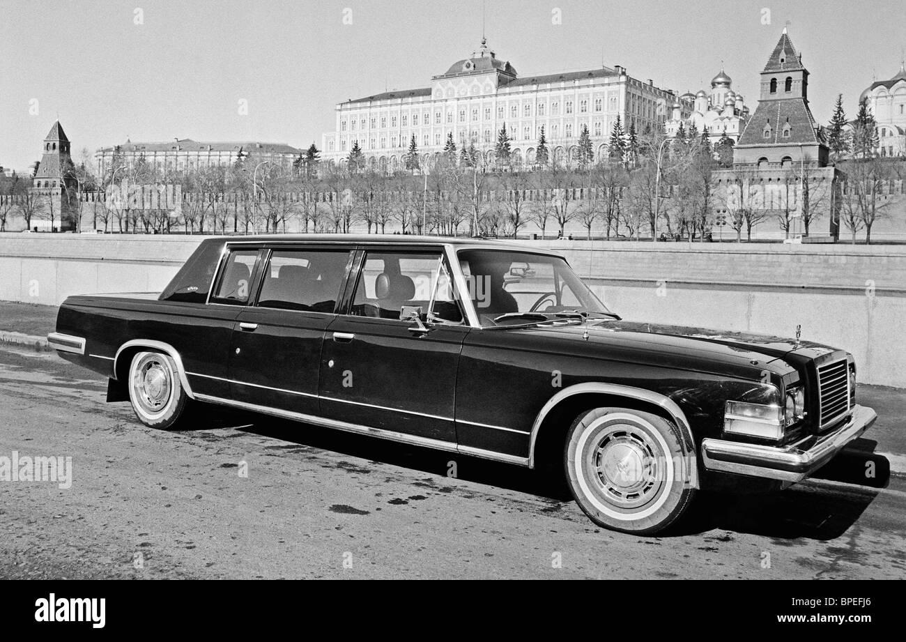 soviet limousine zil 115 stock photo 31052398 alamy. Black Bedroom Furniture Sets. Home Design Ideas