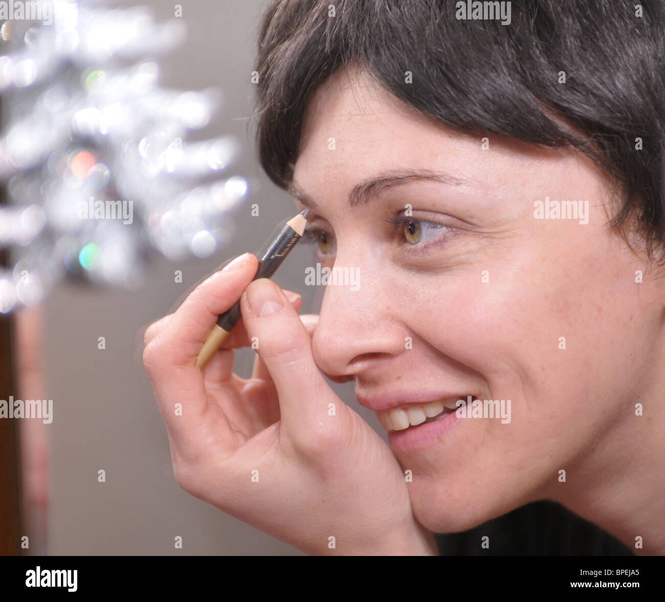 Actress Ksenia Rappoport - Stock Image