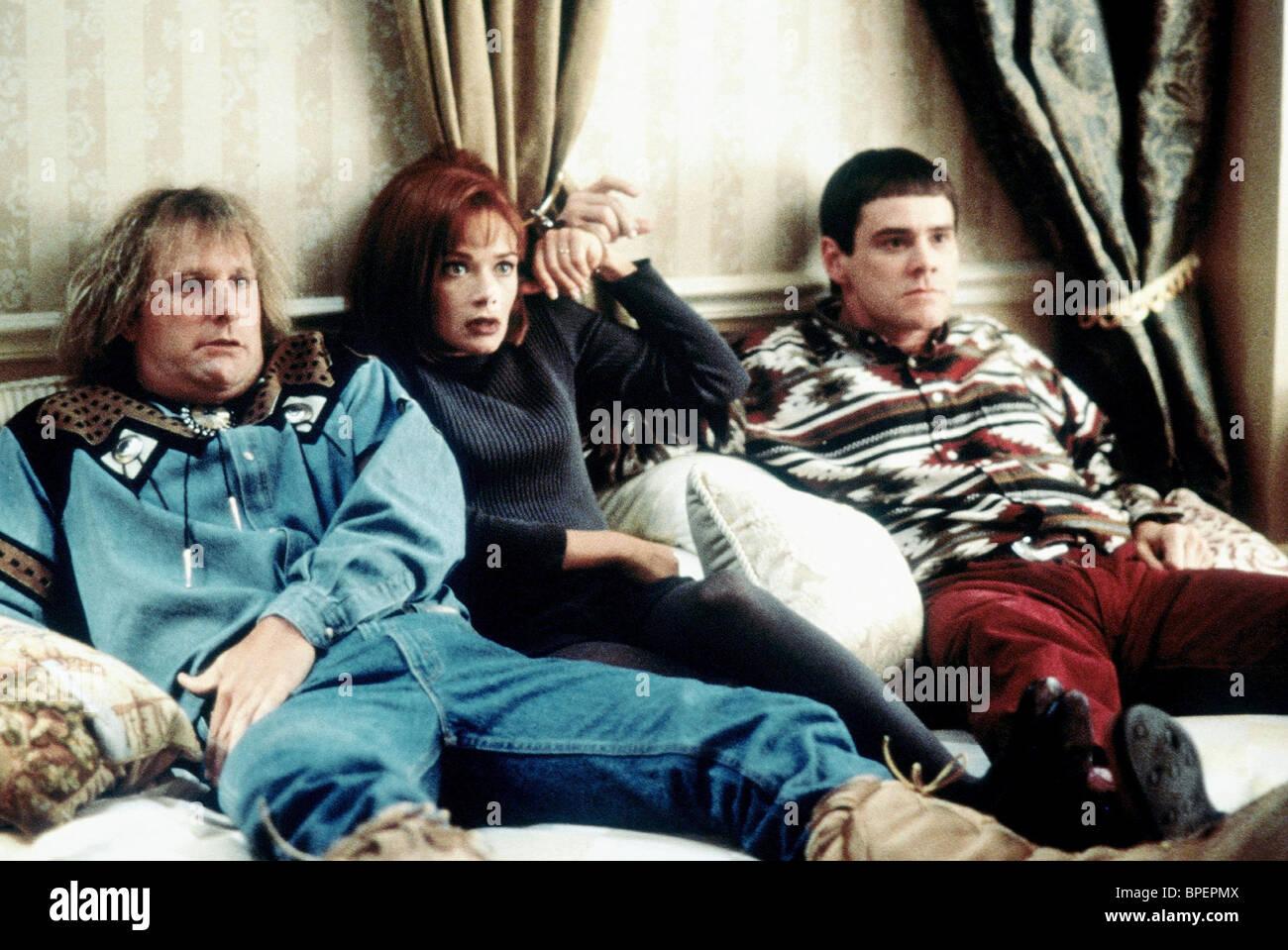 Jeff Daniels Lauren Holly Jim Carrey Dumb And Dumber 1994 Stock Photo Alamy