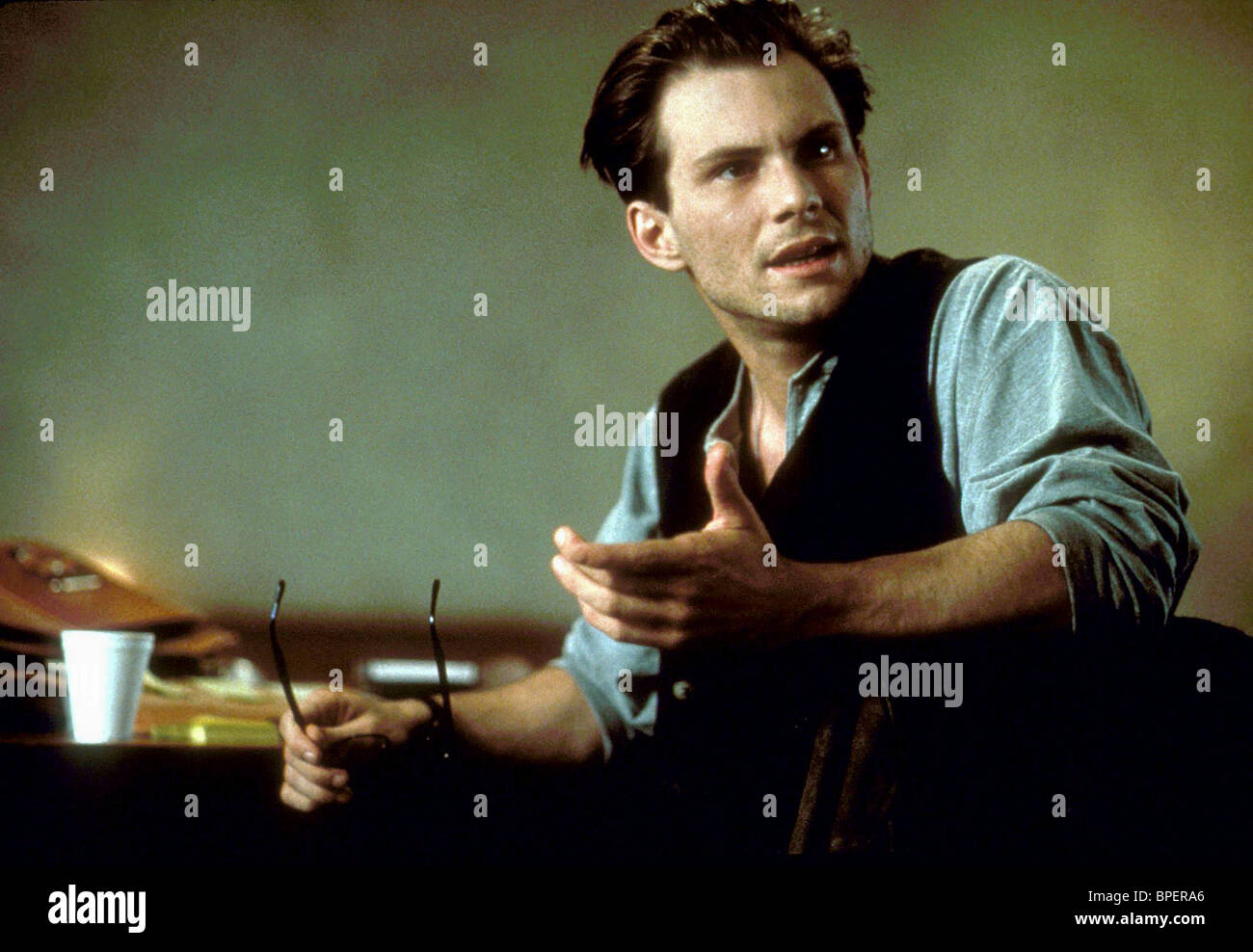 Christian Slater Interview With The Vampire The Vampire Chronicles Stock Photo Alamy