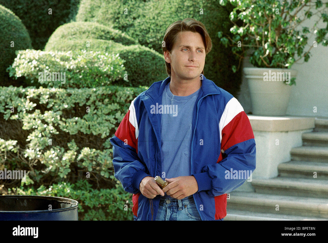 EMILIO ESTEVEZ D2: THE MIGHTY DUCKS; THE MIGHTY DUCKS 2 (1994) - Stock Image