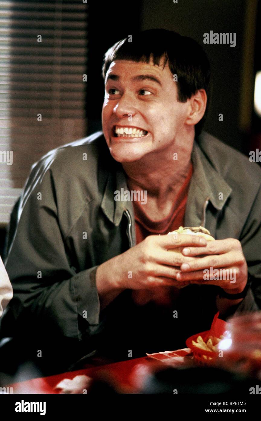Jim Carrey Dumb Dumber 1994 Stock Photo Alamy