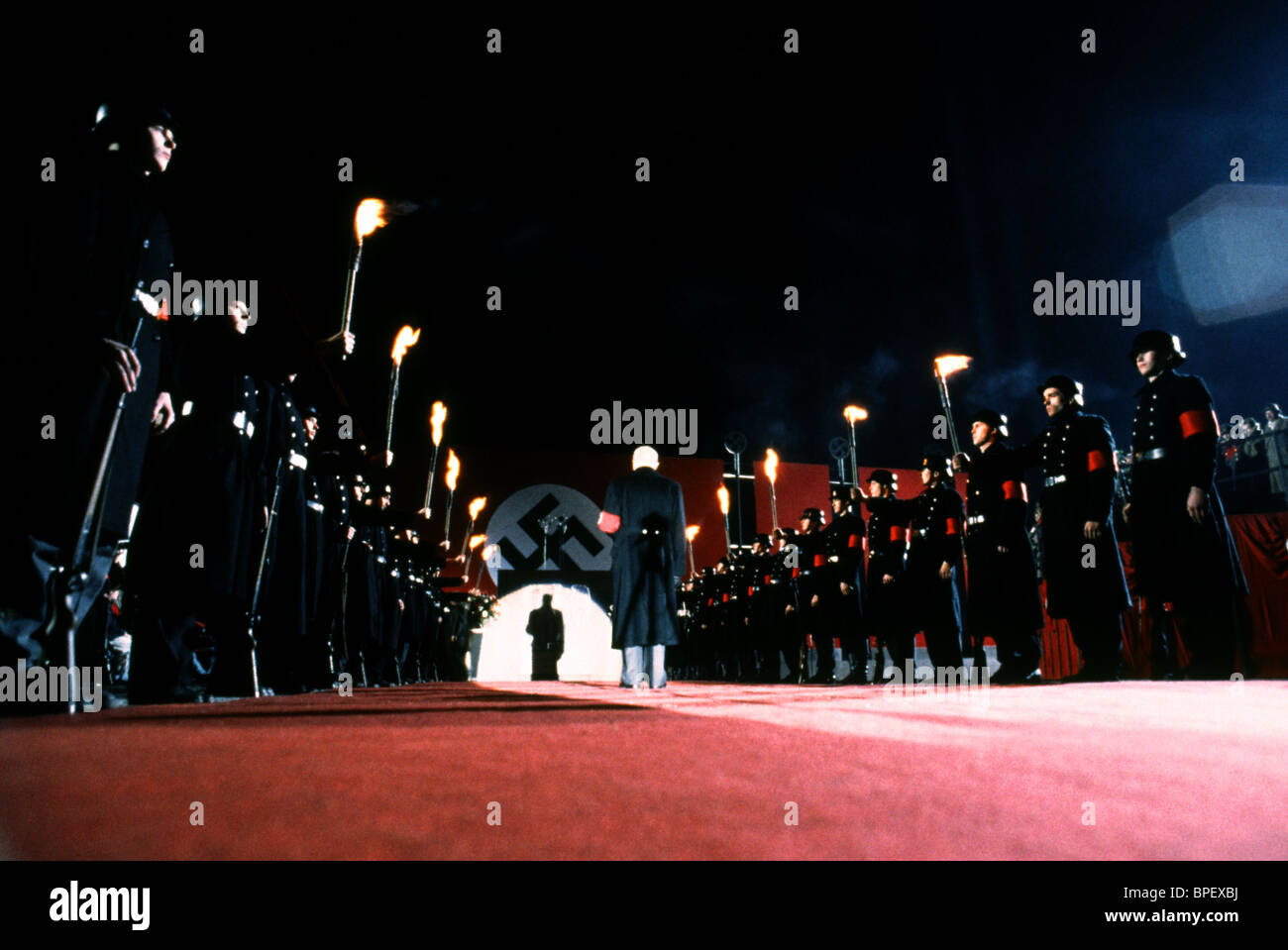 RUTGER HAUER FATHERLAND (1994) - Stock Image