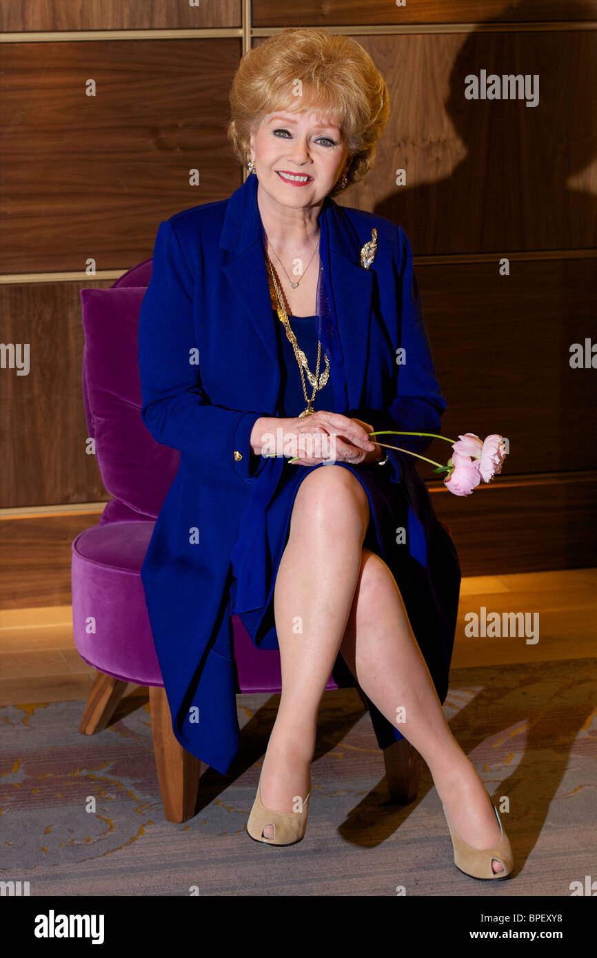 Debbie Reynolds - Stock Image