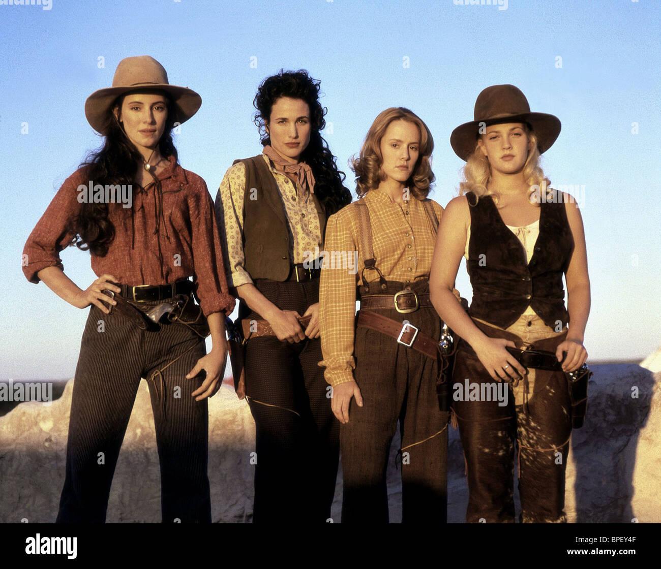 Drew Barrymore, Madeleine StoweBad Girls