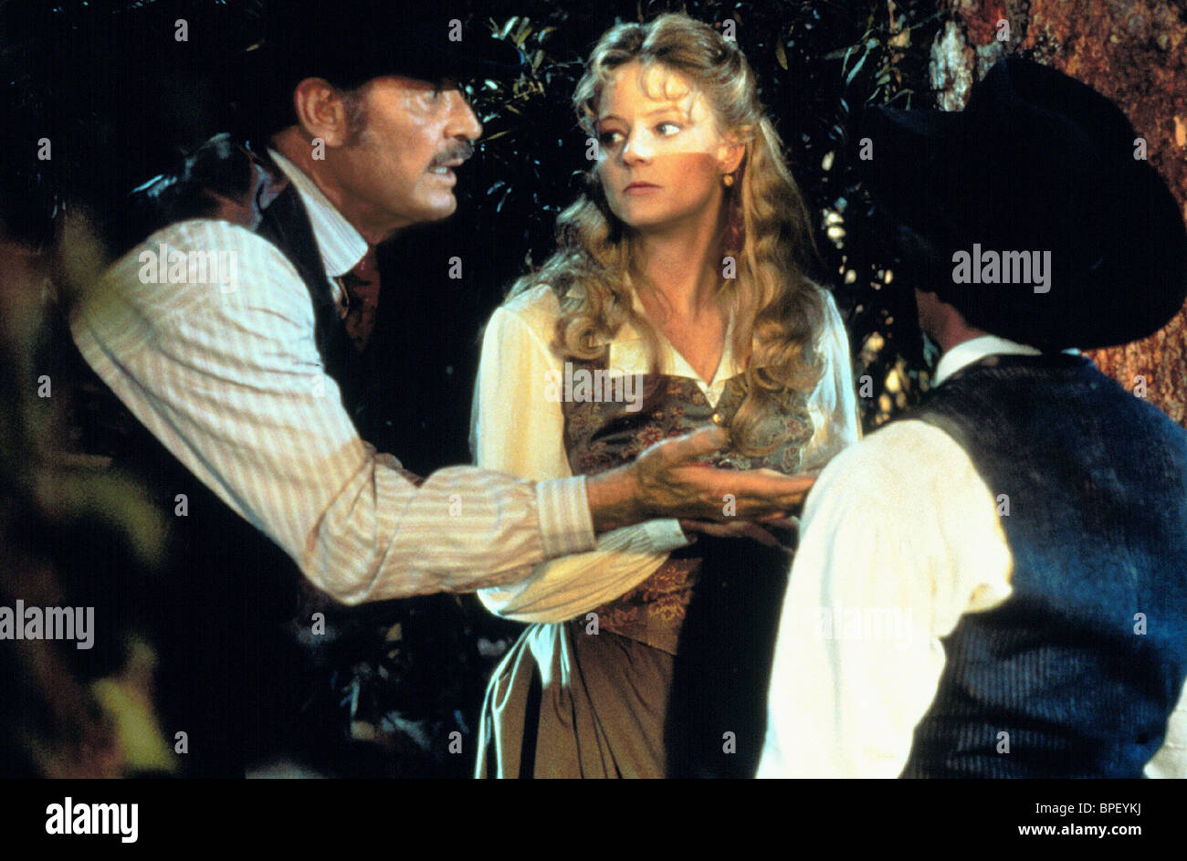 James Garner Jodie Foster Maverick 1994 Stock Photo Alamy