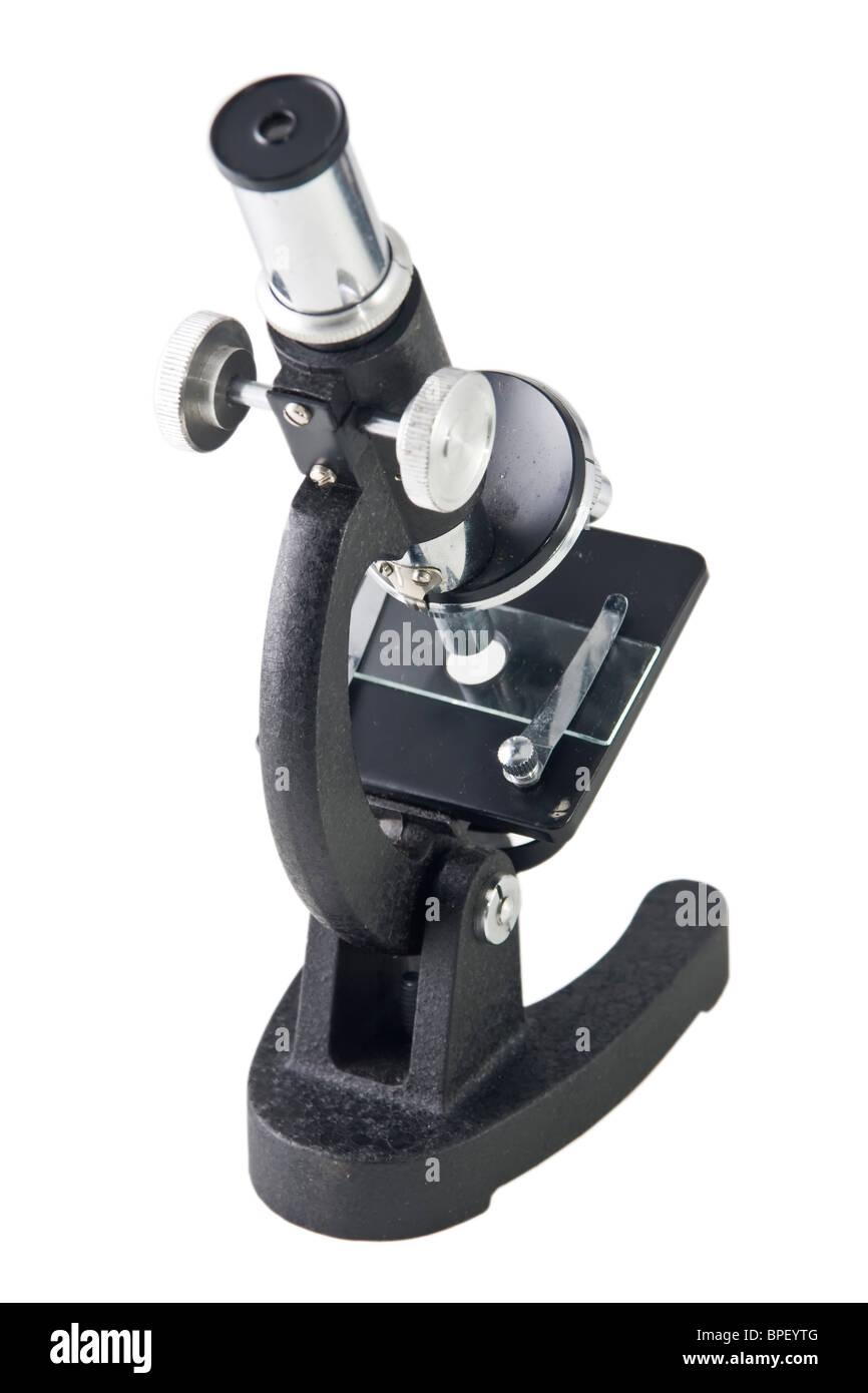 microscope - Stock Image