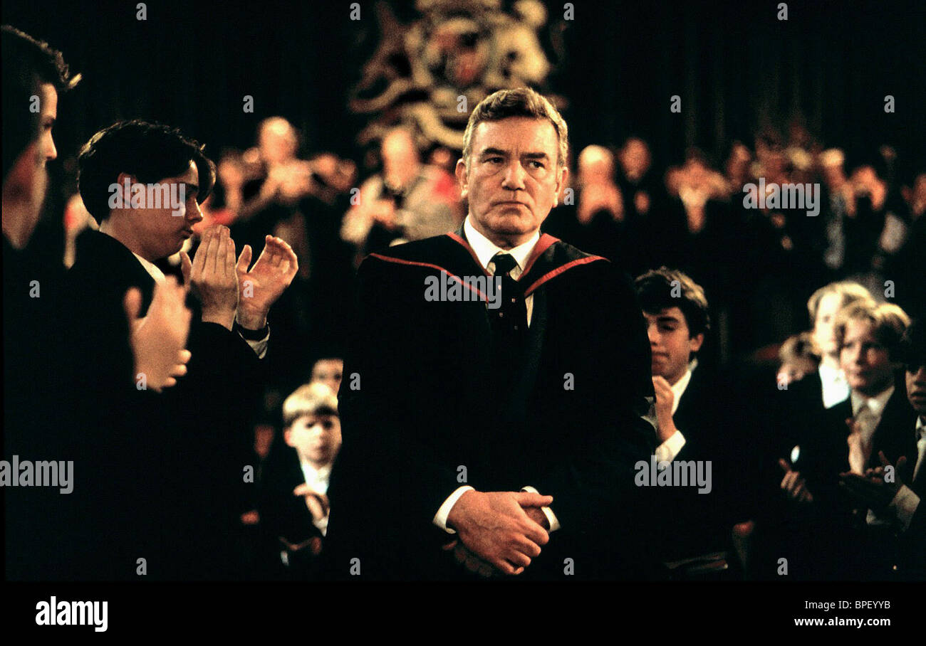 ALBERT FINNEY THE BROWNING VERSION (1994) - Stock Image