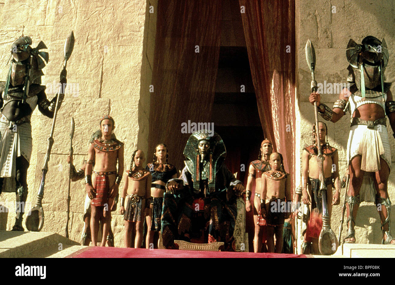 THE GOD RA STARGATE (1994) - Stock Image