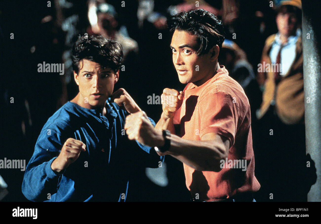 Scott Wolf As Billy Lee Film Title Double Dragon High Resolution