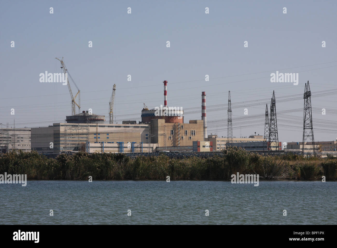 Rostov (previously - Volgodonsk) nuclear power plant - not an easy fate 51