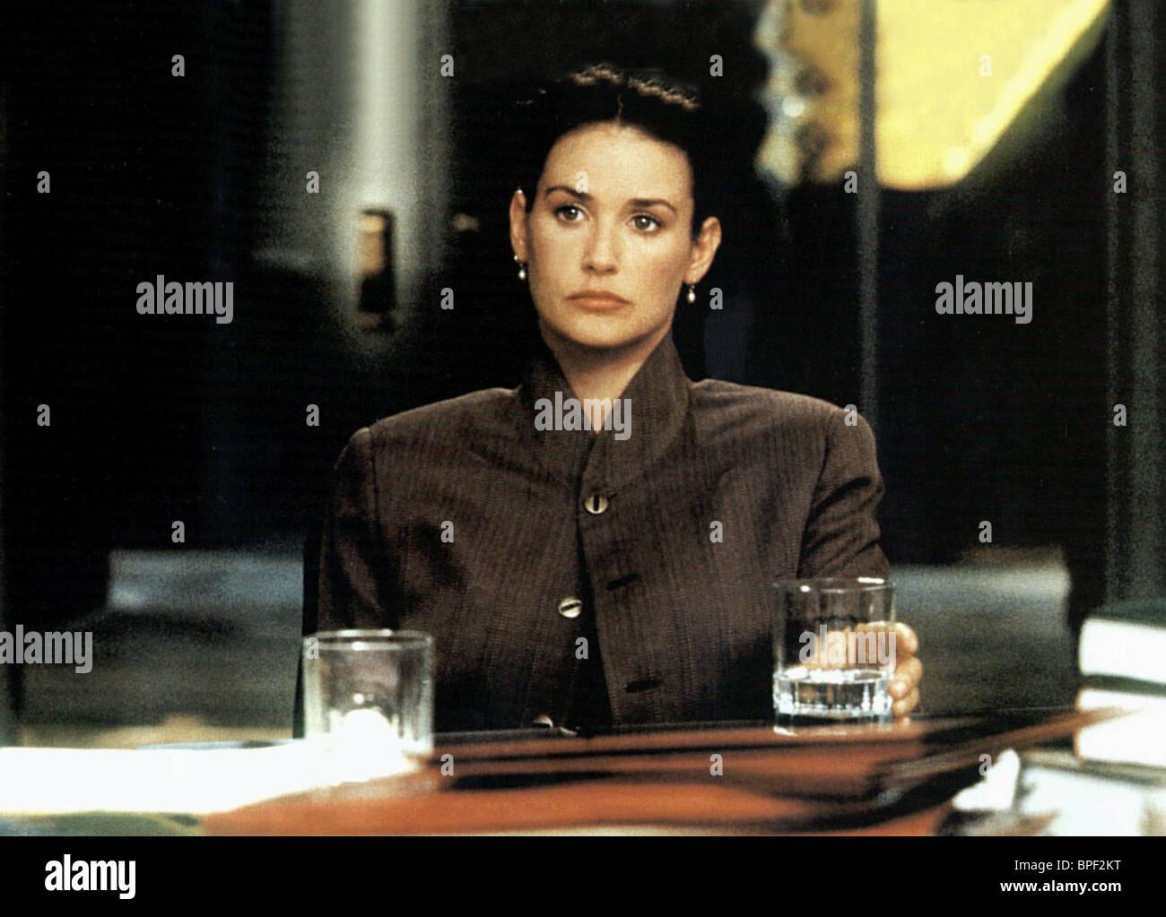 Demi Moore Disclosure 1994 Stock Photo Alamy