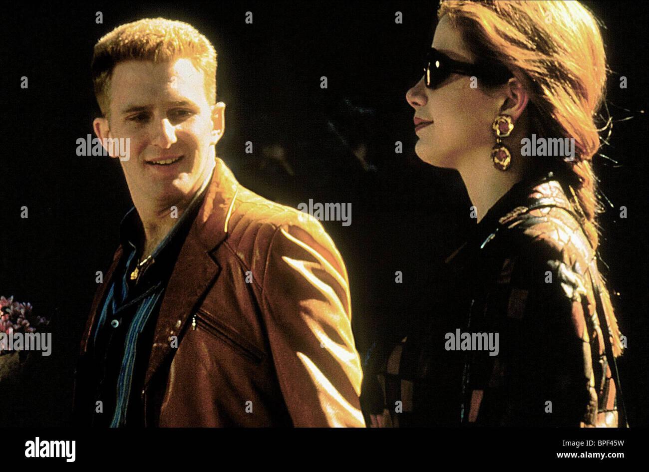 MICHAEL RAPAPORT, MIRA SORVINO, MIGHTY APHRODITE, 1995 - Stock Image