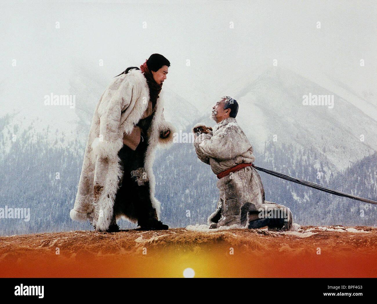 ZHANG FENG-YI SUN VALLEY (1995) - Stock Image