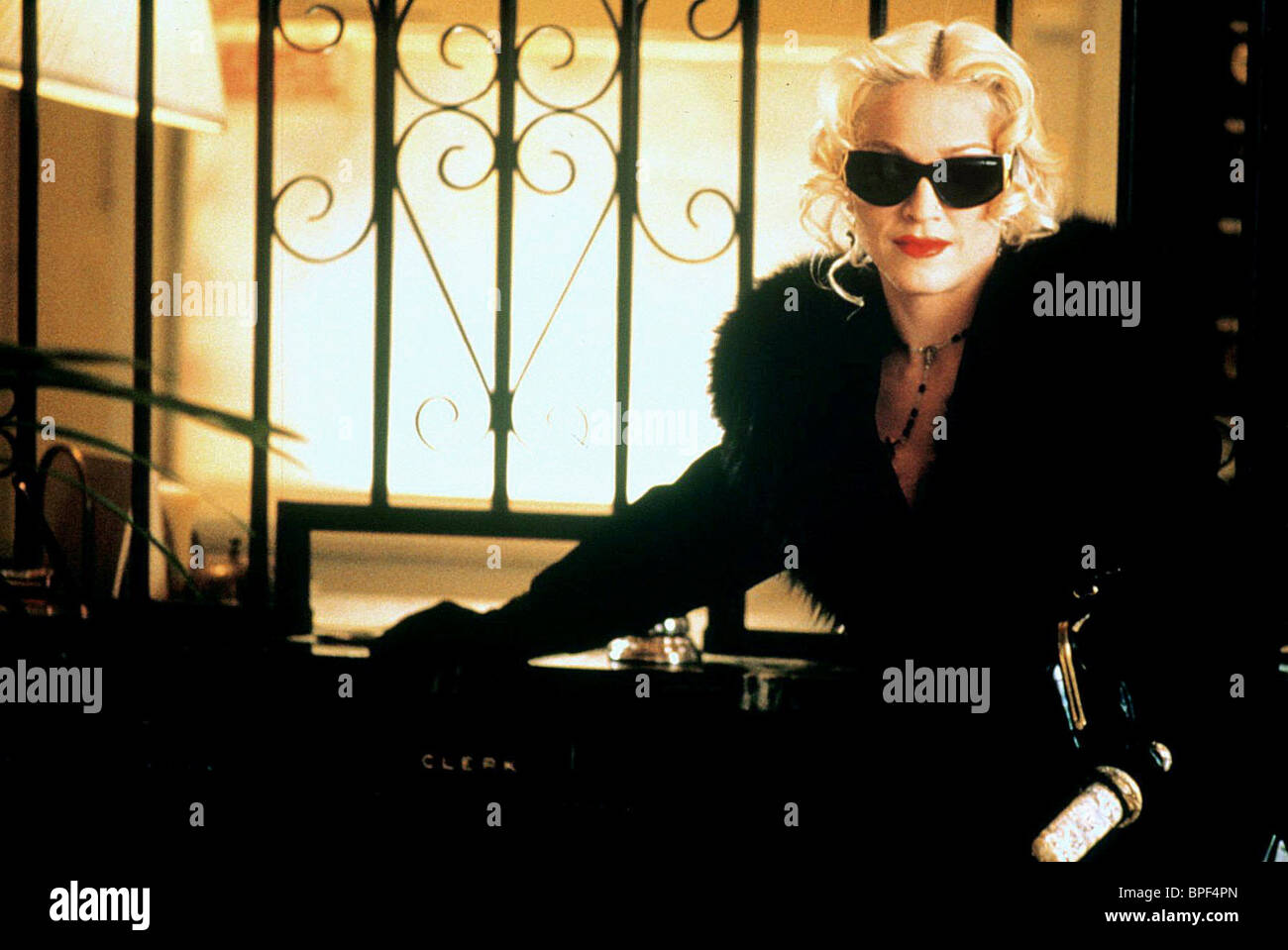 MADONNA FOUR ROOMS (1995) - Stock Image