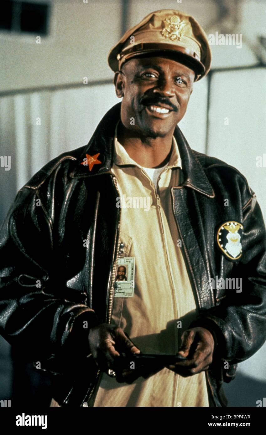 LOUIS GOSSETT JR IRON EAGLE IV (1995) - Stock Image