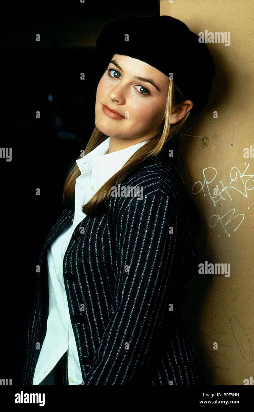ALICIA SILVERSTONE CLUELESS (1995) - Stock Image