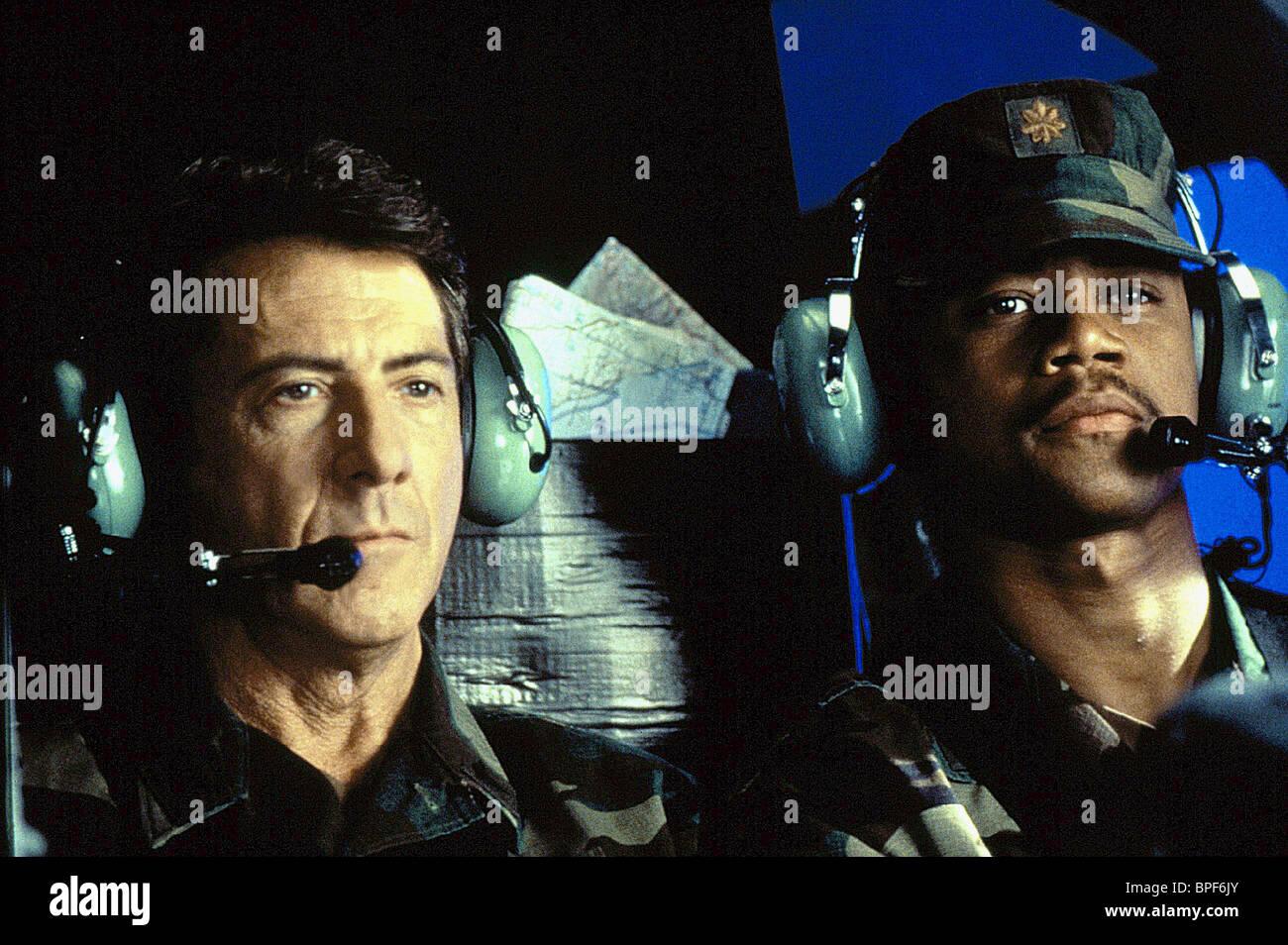 Dustin Hoffman Cuba Gooding Jr Outbreak 1995 Stock Photo Alamy