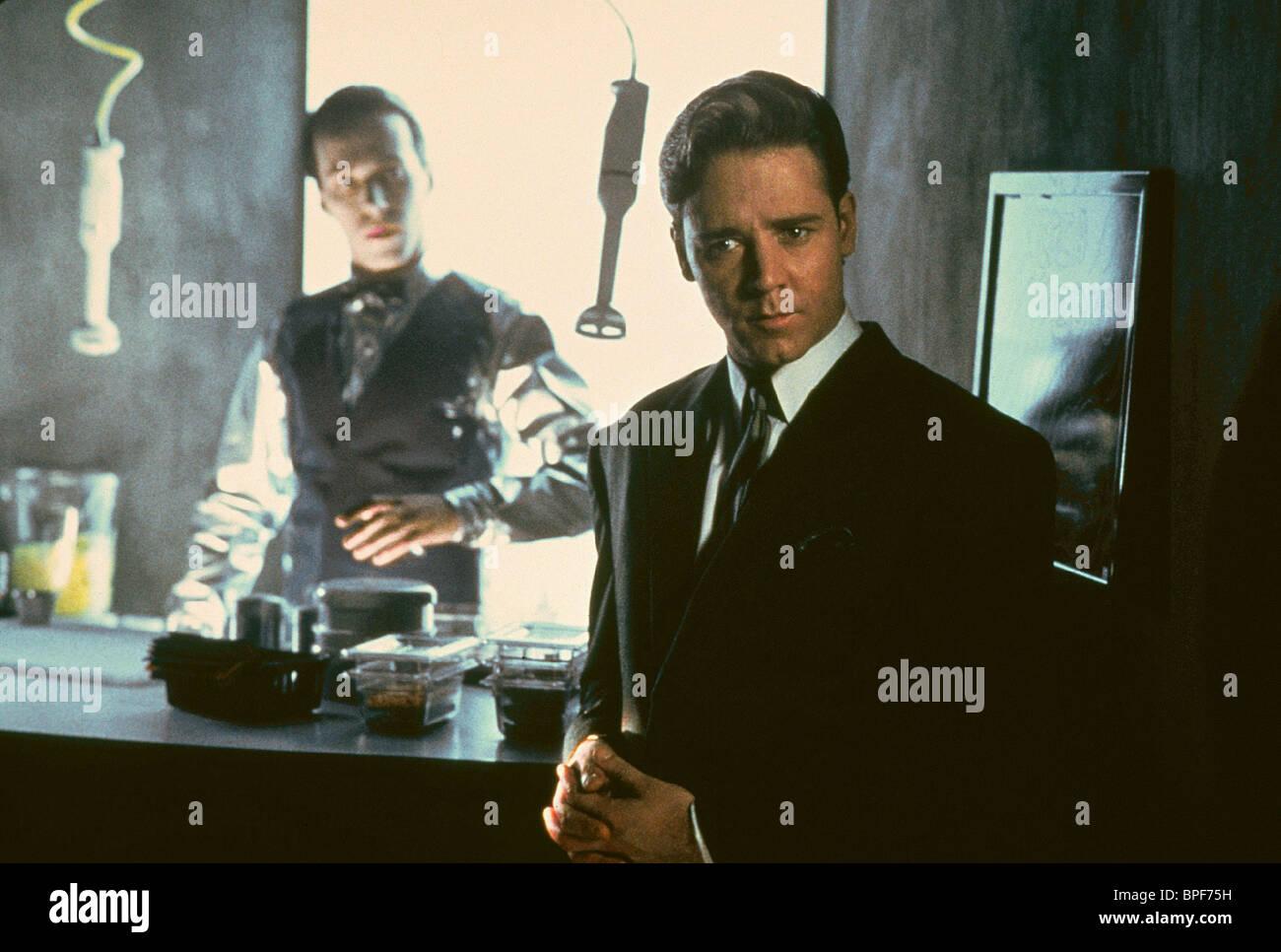 RUSSELL CROWE VIRTUOSITY (1995) - Stock Image