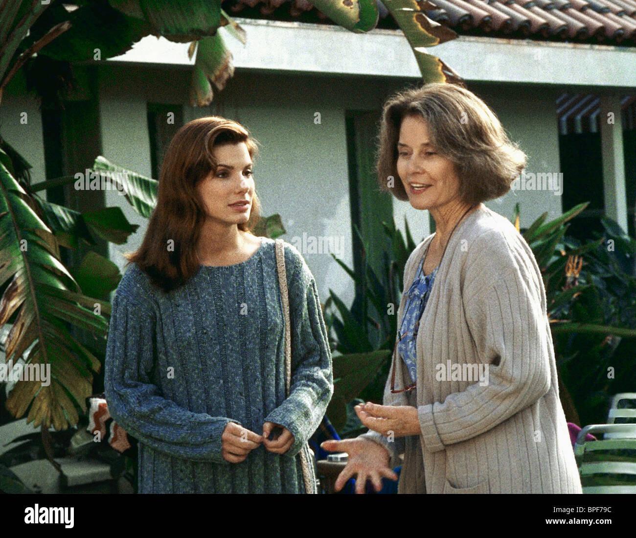 SANDRA BULLOCK & DIANE BAKER THE NET (1995) - Stock Image
