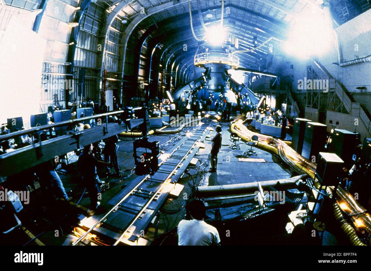 FILM SET VIRTUOSITY (1995) - Stock Image